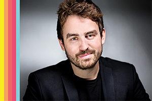 """Paul Morlet, le fondateur et CEO de """"Lunettes pour tous"""""""