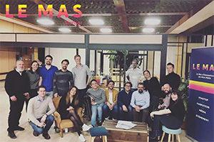 Le MAS ouvre les portes de l'avenir aux startups